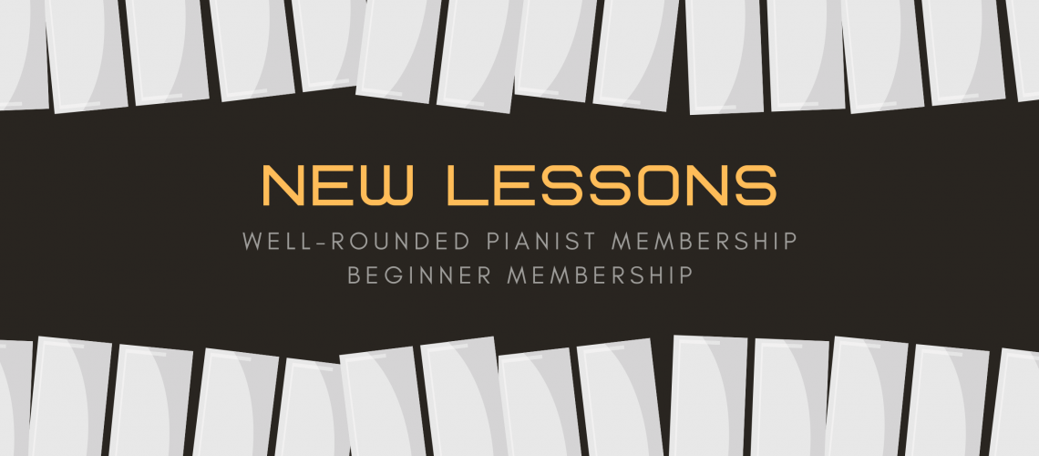 Copy of New Lessons